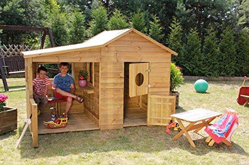 Spielhaus Mit Sommerküche Smoby : Spielhaus ein rückzugsort mit abenteuergarantie sandkastenfreun
