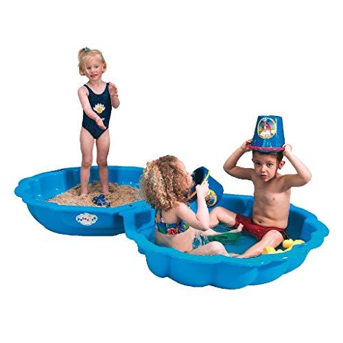 Paradiso Toys Sand-Wassermuschel blau