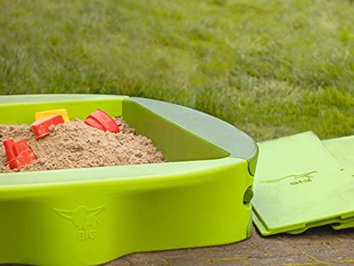Sandkasten Sandy aus Kunststoff von BIG - 3