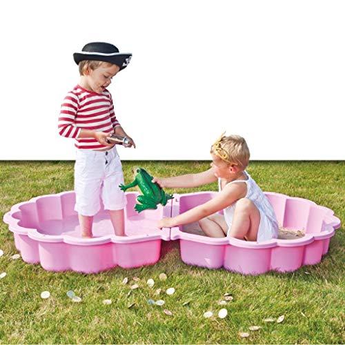 Sandmuschel / Wassermuschel pink Paradiso Toys 760