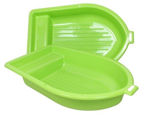 Sandmuschel Kinderplanschbecken BOOT von Ondis24