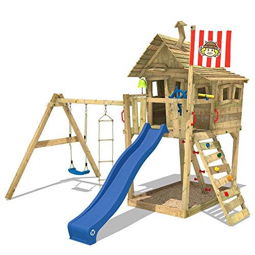 Spielhaus mit Sandkasten Monkey Island von WICKEY - 2