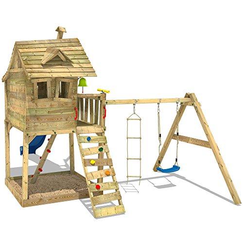Spielhaus mit Sandkasten Monkey Island von WICKEY - 3