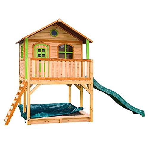 Axi Kinder Spielhaus Marc mit Terrasse - Stelzenhaus