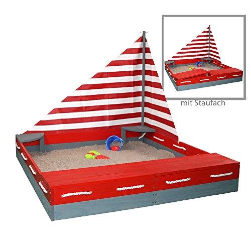 Sun Sandkasten SEEFAHRER by Woodinis-Spielplatz®