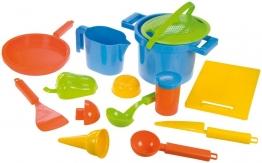 Lena Sandset Kochen, 14 Teile SIMM Spielwaren 05410