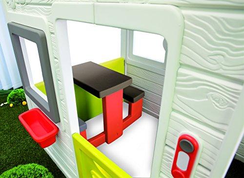 smoby 310209 friends haus 4 sandkasten ratgeber. Black Bedroom Furniture Sets. Home Design Ideas