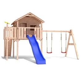 spielturm-colino-stelzenhaus-baumhaus-holzspielhaus-rutsche-schaukel-gartenhaus-einfacher-schaukelanbau-1