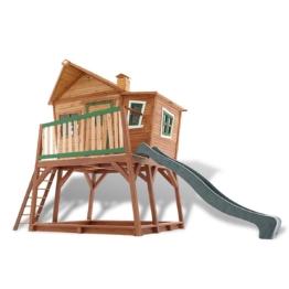 Axi Kinder Spielhaus Max mit Terrasse,Stelzenhaus